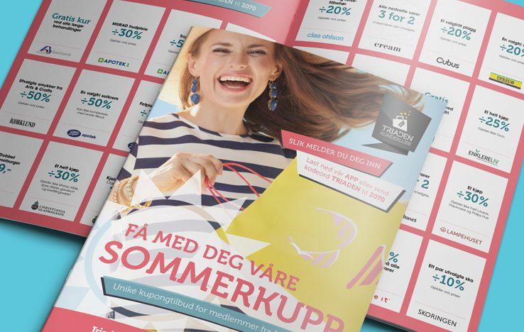 Sommerkampanje for Triaden